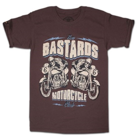 Camiseta LMDD Bastards